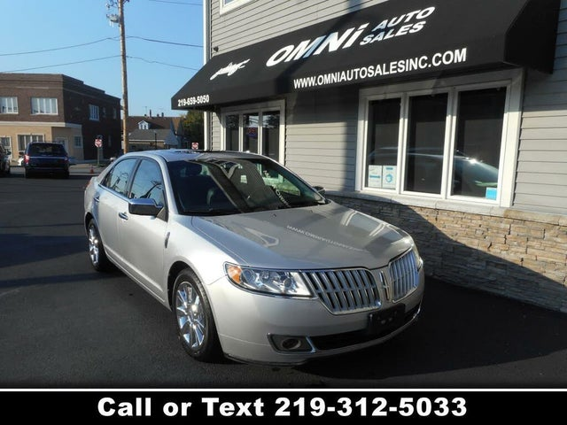 2011 Lincoln MKZ FWD