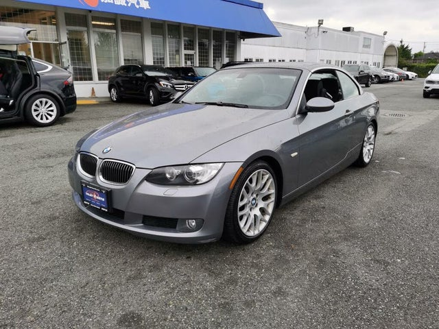 2008 BMW 3 Series 328i Convertible RWD