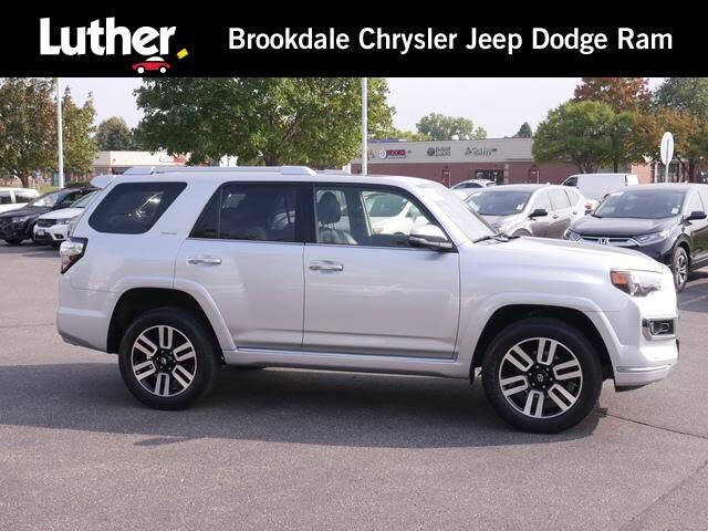 2014 Toyota 4Runner Limited 4WD