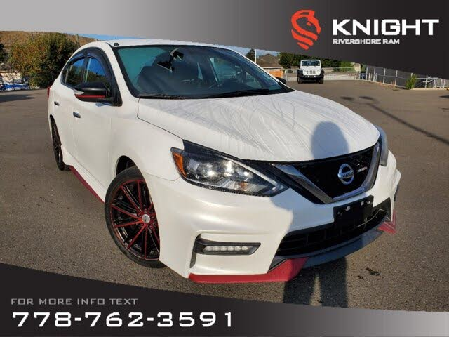 2018 Nissan Sentra NISMO FWD