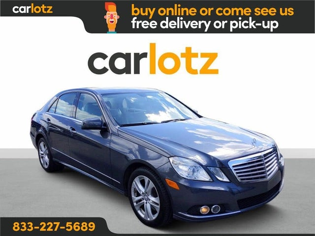 2010 Mercedes-Benz E-Class E 350 Luxury 4MATIC