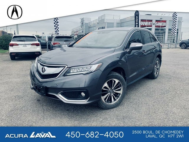 2017 Acura RDX AWD with Elite Package