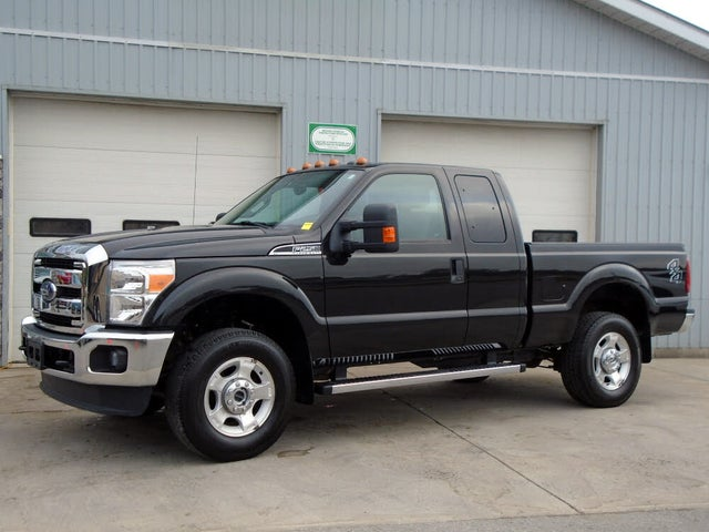 2015 Ford F-250 Super Duty XLT SuperCab 4WD