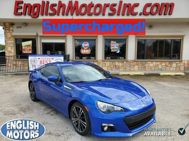 2016 Subaru BRZ Limited RWD for Sale in Brownsville, TX ...