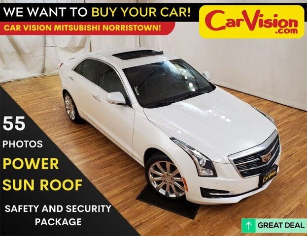 2018 Cadillac ATS 2.0T Luxury AWD