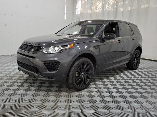 2018 Land Rover Discovery Sport 286hp HSE Luxury AWD