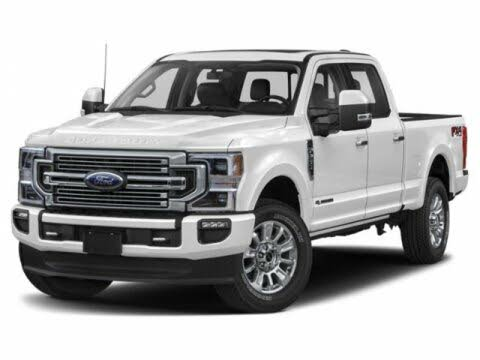 2021 Ford F-350 Super Duty King Ranch Crew Cab LB DRW 4WD