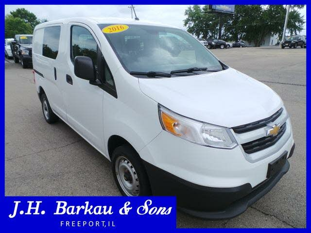 2016 Chevrolet City Express LT FWD