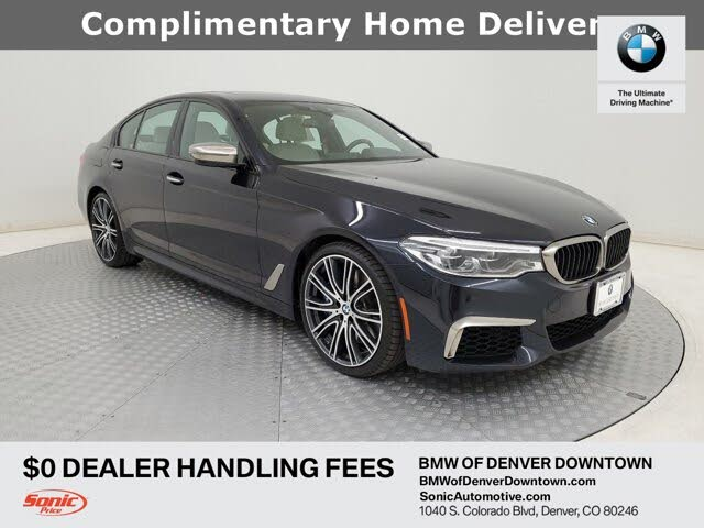 2018 BMW 5 Series M550i xDrive Sedan AWD
