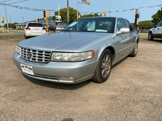 2001 Cadillac Seville STS FWD