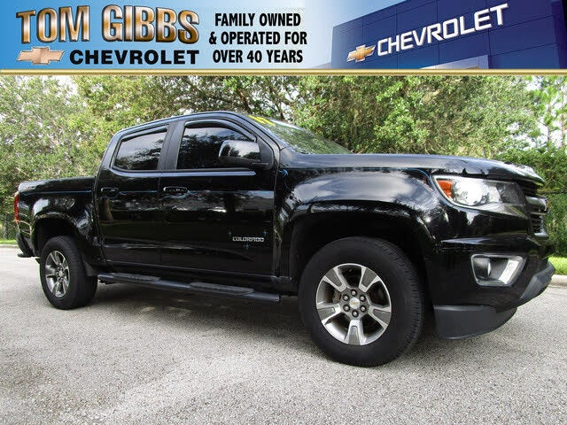 2017 Chevrolet Colorado Z71 Crew Cab 4WD