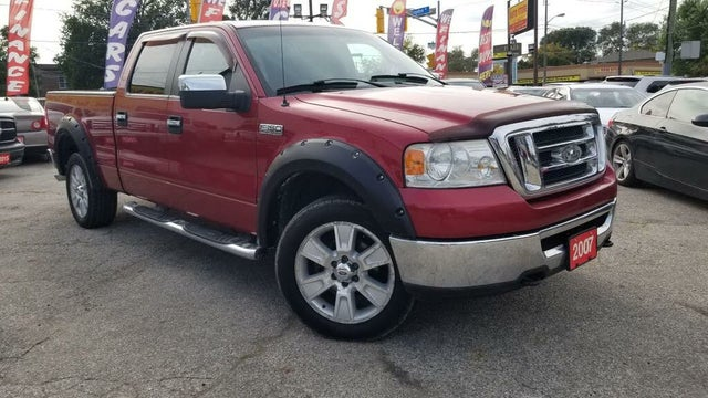 2007 Ford F-150 XLT SuperCrew 4WD