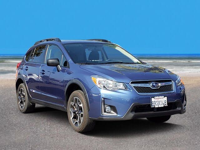 2017 Subaru Crosstrek Base