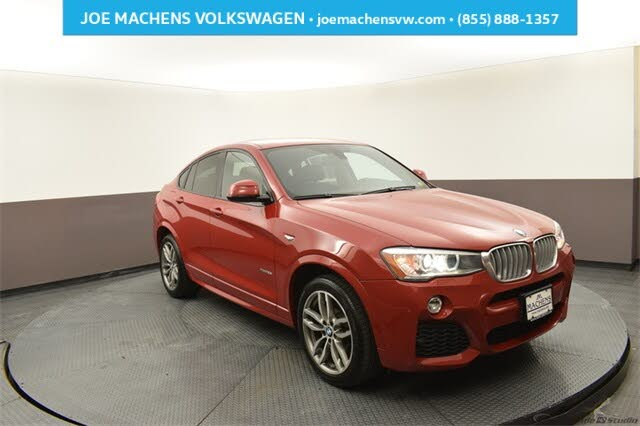 2015 BMW X4 xDrive28i AWD