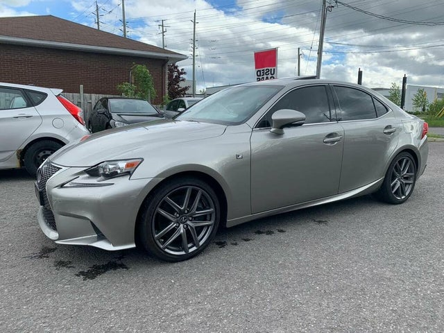2016 Lexus IS 350 AWD