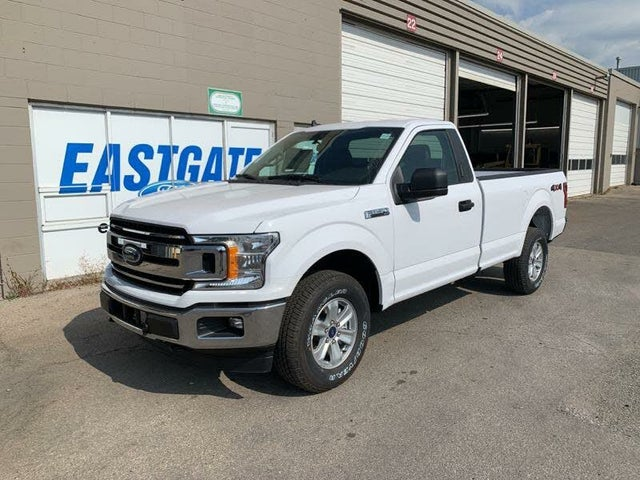 2020 Ford F-150 XLT 4WD