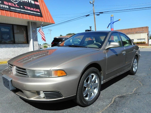 used 2002 mitsubishi galant es for sale right now cargurus used 2002 mitsubishi galant es for sale