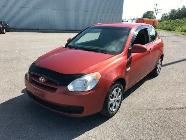 2008 Hyundai Accent L 2-Door Hatchback FWD
