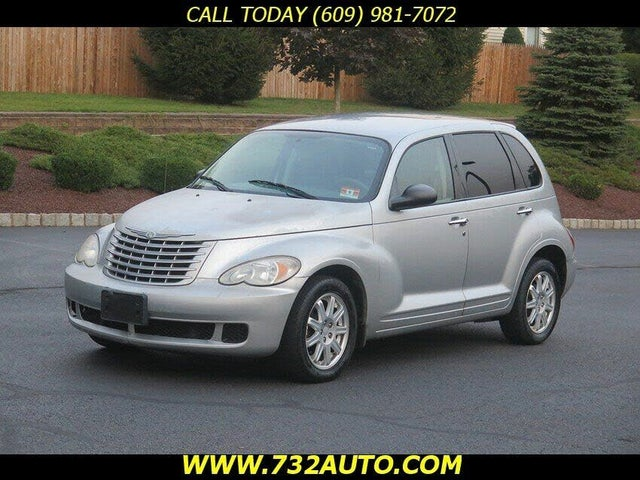 2007 Chrysler PT Cruiser Touring Wagon FWD