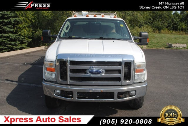 2008 Ford F-350 Super Duty XL Crew Cab DRW 4WD