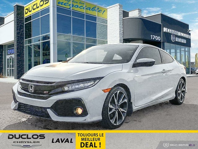 2017 Honda Civic Coupe Si
