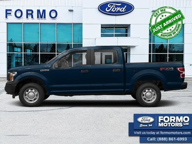 2018 Ford F-150 XL SuperCrew 4WD