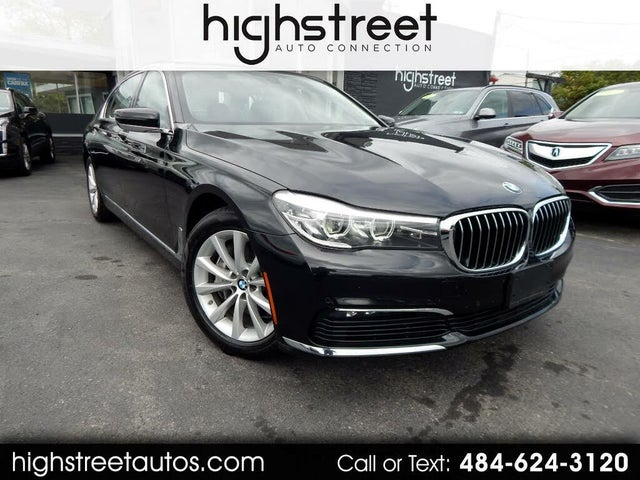 2017 BMW 7 Series 740i xDrive AWD
