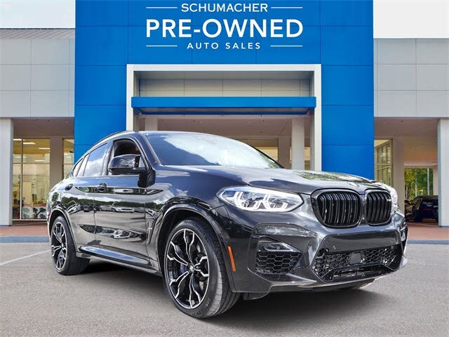2020 BMW X4 M Competition AWD