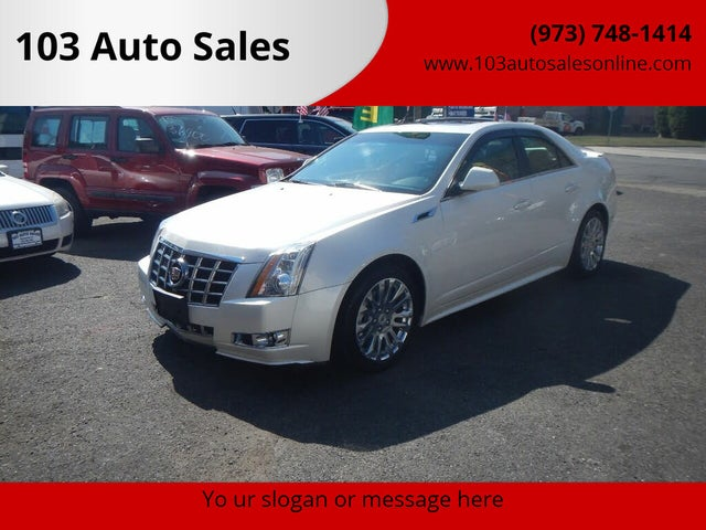 2012 Cadillac CTS 3.6L Performance AWD