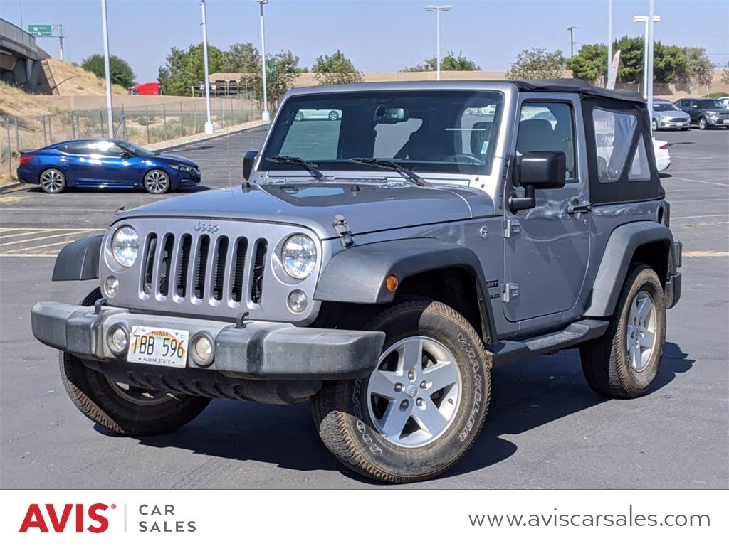 Used Jeep Wrangler With Automatic Transmission For Sale Cargurus