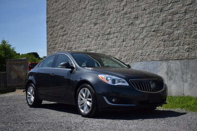 2016 Buick Regal Premium I Sedan FWD