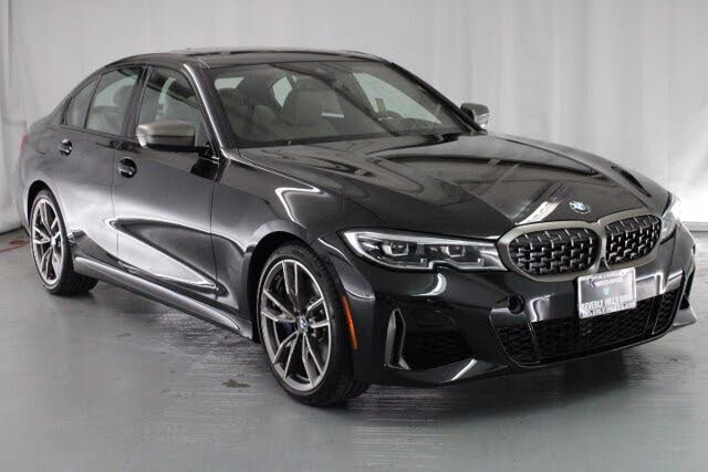 2021 bmw 3 series m340i xdrive awd for sale in los angeles