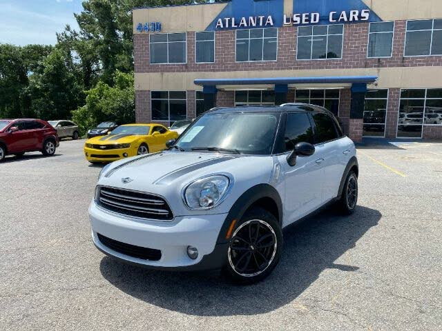 2016 MINI Countryman FWD
