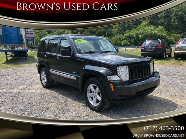 2012 Jeep Liberty Latitude 4WD