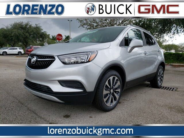 2021 Buick Encore Preferred FWD
