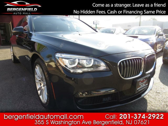 2013 BMW 7 Series 750Li xDrive AWD