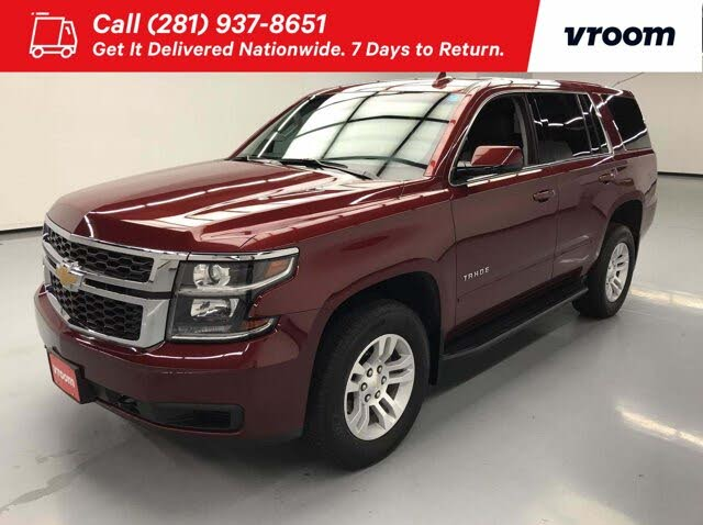 2019 Chevrolet Tahoe Special Service 4WD