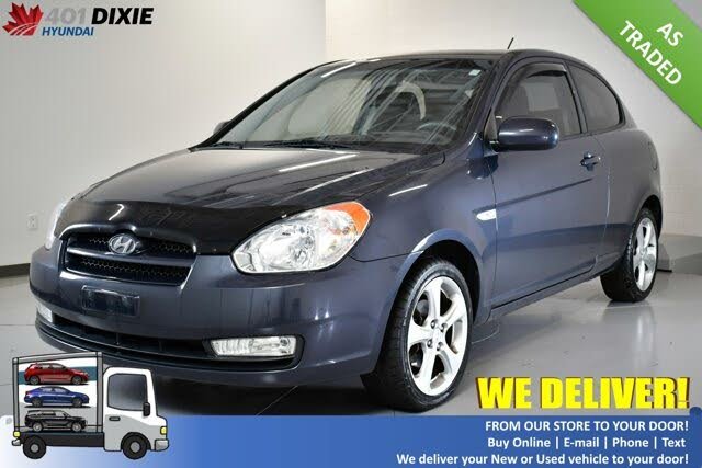 2011 Hyundai Accent GL Sport 2-Door Hatchback FWD