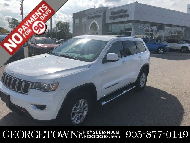 2018 Jeep Grand Cherokee Laredo 4WD