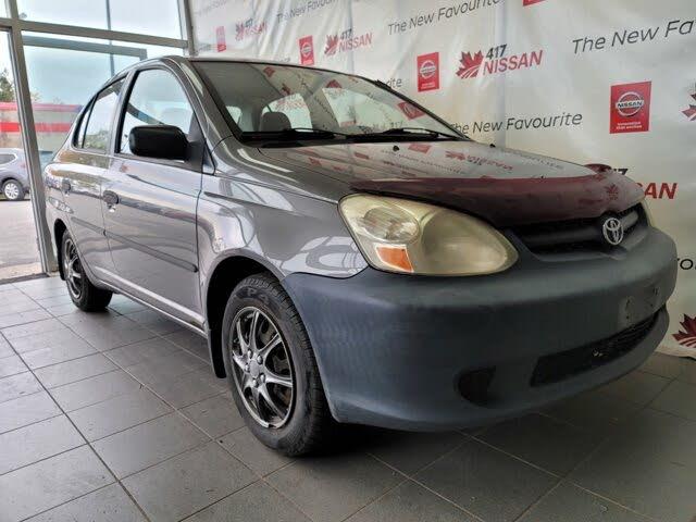 2004 Toyota ECHO 4 Dr STD Sedan