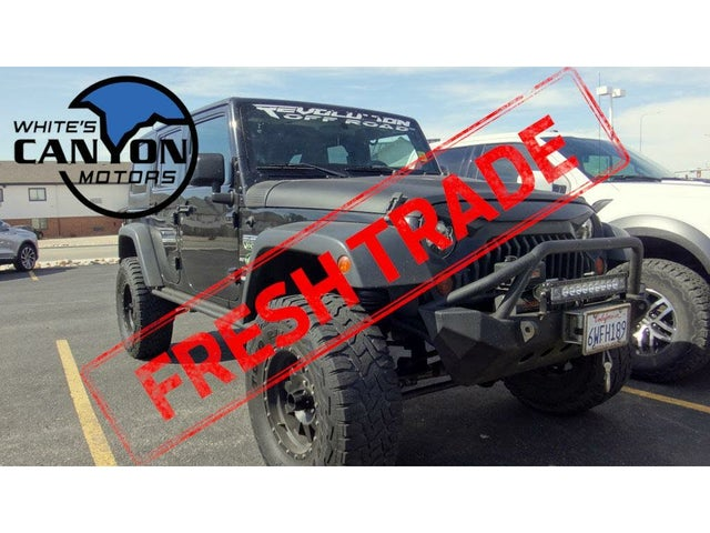 2012 Jeep Wrangler Unlimited Call of Duty MW3 Edition 4WD