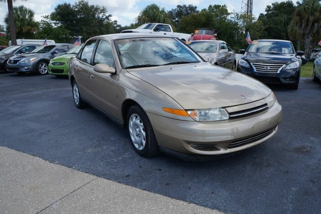 2001 Saturn L-Series 4 Dr L200 Sedan