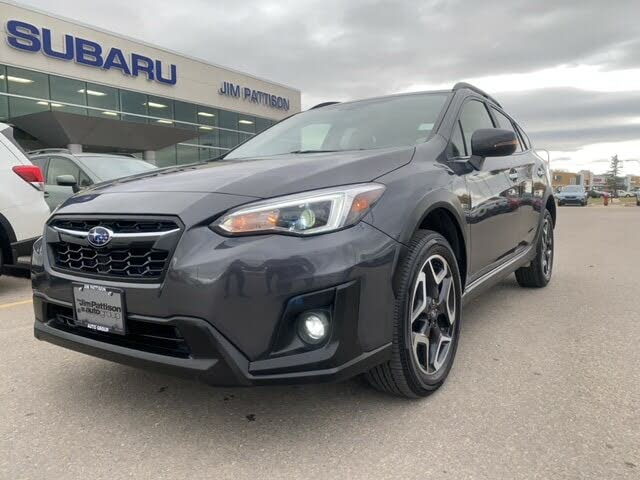 2020 Subaru Crosstrek Limited AWD