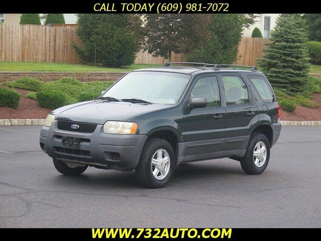 2003 Ford Escape XLS AWD