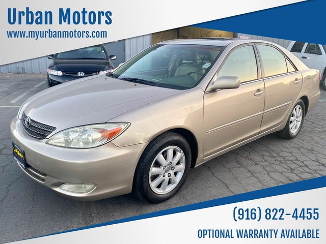 used 2003 toyota camry xle v6 for sale right now cargurus xle v6