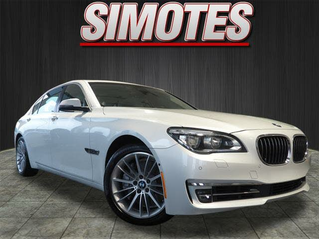 2014 BMW 7 Series Alpina B7 LWB RWD
