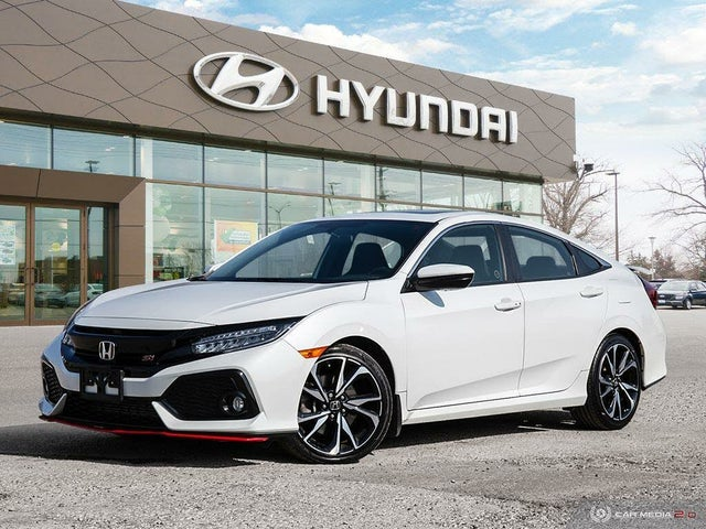 2019 Honda Civic Si FWD