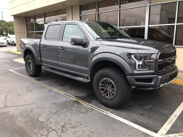 2020 Ford F-150 SVT Raptor SuperCrew 4WD