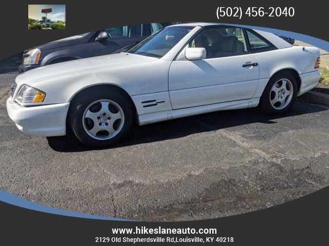 1997 Mercedes-Benz SL-Class SL 500