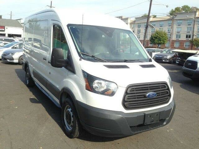 2016 Ford Transit Cargo 150 3dr LWB Medium Roof with Sliding Passenger Side Door